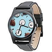 Часы ZIZ Кокосы + доп. ремешок + подарочная коробка