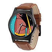 Часы ZIZ Попарт + доп. ремешок + подарочная коробка