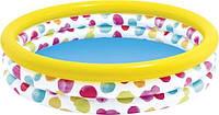 Детский надувной бассейн - Intex 58439 Геометрия, фото 1