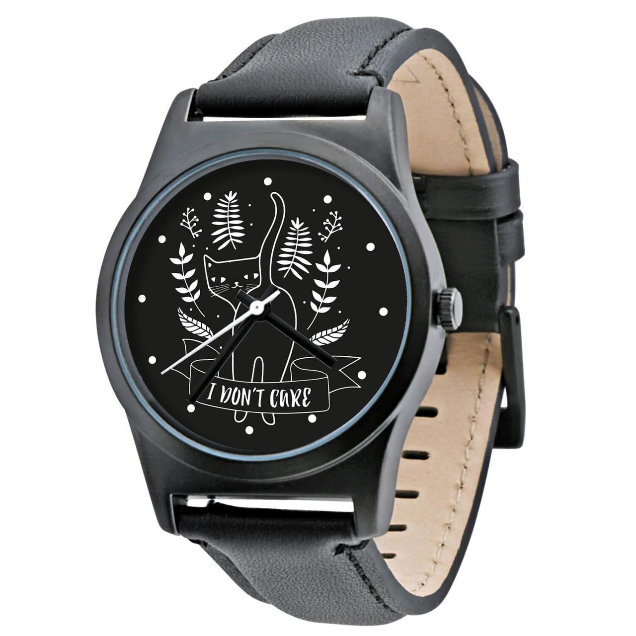 Часы ZIZ I dont care + доп. ремешок + подарочная коробка