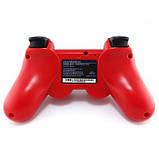 Беспроводной Джойстик Sony Геймпад PS3 для Sony PlayStation PS Красный, фото 4