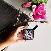 Портативная Bluetooth колонка ZIZ Розы, переносная блютуз колонка, беспроводная блютус акустика
