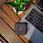 Портативная Bluetooth колонка ZIZ Мелодия, переносная блютуз колонка, беспроводная блютус акустика
