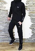 Зимний спортивный костюм Under Armour classic black, фото 1