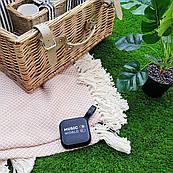 Портативная Bluetooth колонка ZIZ Выключи мир переносная блютуз колонка беспроводная блютус акустика