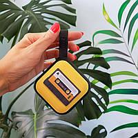 Портативная Bluetooth колонка ZIZ Кассета, переносная блютуз колонка, беспроводная блютус акустика, фото 1