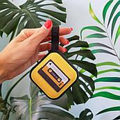 Портативная Bluetooth колонка ZIZ Кассета, переносная блютуз колонка, беспроводная блютус акустика