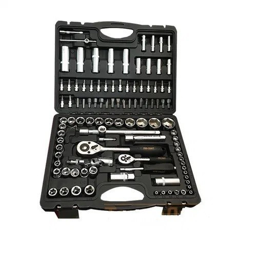 Набор ручного инструмента предметов PROCRAFT WS-108