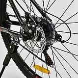 Велосипед спортивний Corso Eхtreme 26 дюймів одноподвес, фото 8