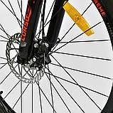 Велосипед спортивний Corso Eхtreme 26 дюймів одноподвес, фото 7