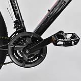 Велосипед спортивний Corso Eхtreme 26 дюймів одноподвес, фото 6