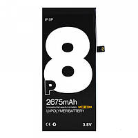 Аккумулятор Moxom для Apple iPhone 8 Plus (Original), 2675 mAh