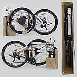 Велосипед спортивний Corso Eхtreme 26 дюймів одноподвес, фото 3