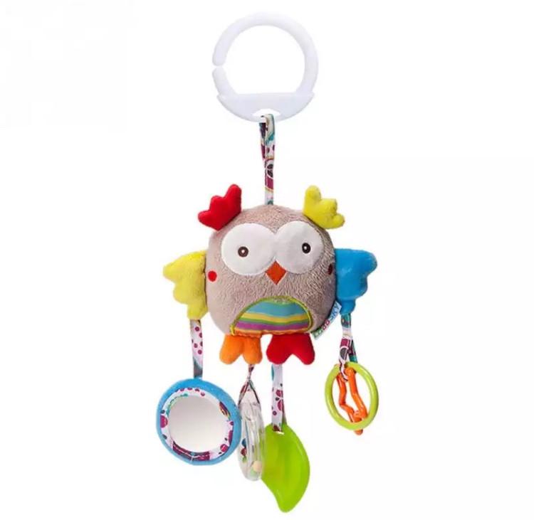Подвесная игрушка BBSKY 01871 Совушка