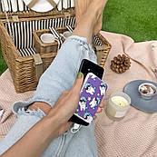 Повербанк с рисунком Единорожки 5000 mAh Powerbank, повер банк, power bank, портативный аккумулятор