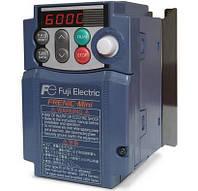 Преобразователи частоты для приводов малой мощности FUJI ELECTRIC