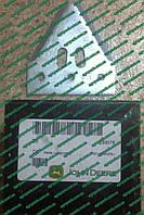 Сегмент ножа жатки Z93077 (11 teeth) John Deere купить сегменты Z93078 (14teeth)