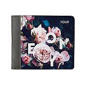 Оригінальний гаманець з зображенням ( картинкою ) Троянди для романтичної дівчини