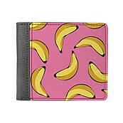 Кошелек ZIZ Бананы, оригинальный с изображением ( картинкой )