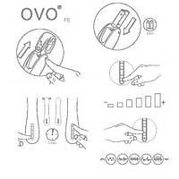 Высококачественный вибратор OVO F6, классический, ультра-мощный, фото 7