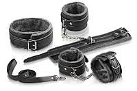 BDSM набор Classic Set, 7 аксессуаров, фото 2