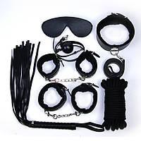 BDSM набор Classic Set, 7 аксессуаров, фото 5