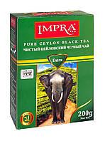 Чай черный Impra 200 г Шри-Ланка