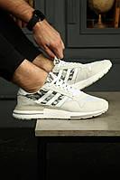 Кроссовки мужские Adidas ZX 500 RM Beige/Camo. Стильные мужские кроссовки.ТОП качество!!! Реплика