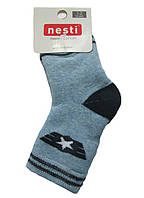 Носки для мальчика Nesti т.голубые, 1-2 года, фото 1