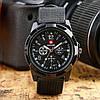 Стильные мужские кварцевые часы часы Swiss Army - Фото