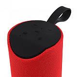Портативная bluetooth колонка влагостойкая JBL TG-113 Красный, фото 4