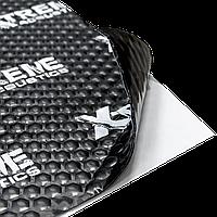 Виброизоляция ACOUSTICS XTREME 370×500×3 мм Шумоизоляция Обесшумка Шумовка Шумоізоляція