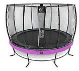 Батут EXIT Elegant Premium 427cm purple (Нидерланды), фото 2
