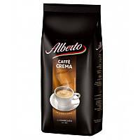 """Кофе в зернах  J.J.Darboven Alberto """"Caffe Crema""""  1кг зерна кофе"""