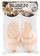 Плюшевые тапочки Busen Puschen от Orion, фото 5