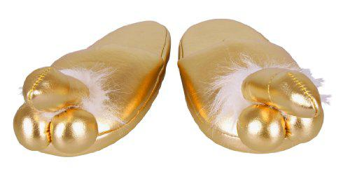 Плюшевые тапочки Penis Puschen от Orion