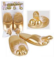 Плюшевые тапочки Penis Puschen от Orion, фото 6