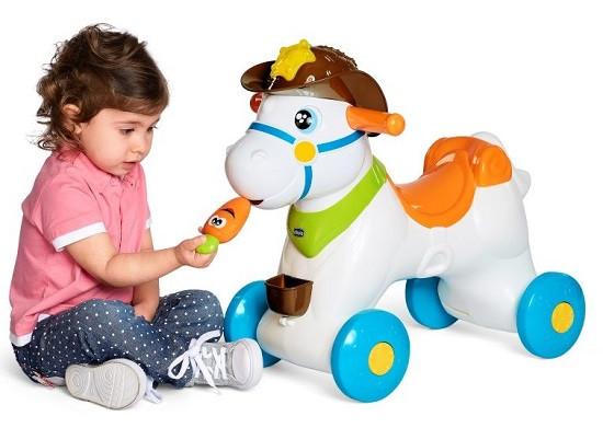 Игрушка для катания Chicco Baby Rodeo 7907