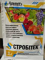 Фунгицид для сада и овощных, сельскохозяйственных культур Стробитек  аналог Строби 2 грамма на 5-8 л воды