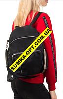 Городские,молодёжные рюкзаки из текстиля КАЧЕСТВО (ЧЕРНЫЙ)28*20см