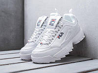 Женские кроссовки Fila Disruptor 2 Bright White