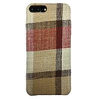 Чехол-накладка DK-Case Fabric Square для Apple iPhone 7   8 Plus Красный 07981-757, КОД: 1694727