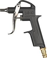 Пистолет TOPEX продувочный короткий, максимальное давление 12 бар, CE