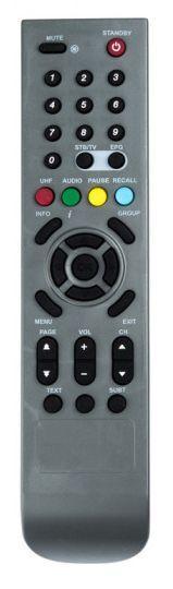 Пульт для телевізійного тюнера StarTrack AF-3030