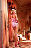 Обаятельный пеньюар с трусиками Babydoll Set от BACI Lingerie, фото 2