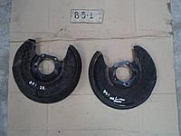 Защита щиток кожух заднего тормозного диска VW Passat B5 2001г.в., 8E0 615 611 C, 8E0 615 612 C, 8E0615611C