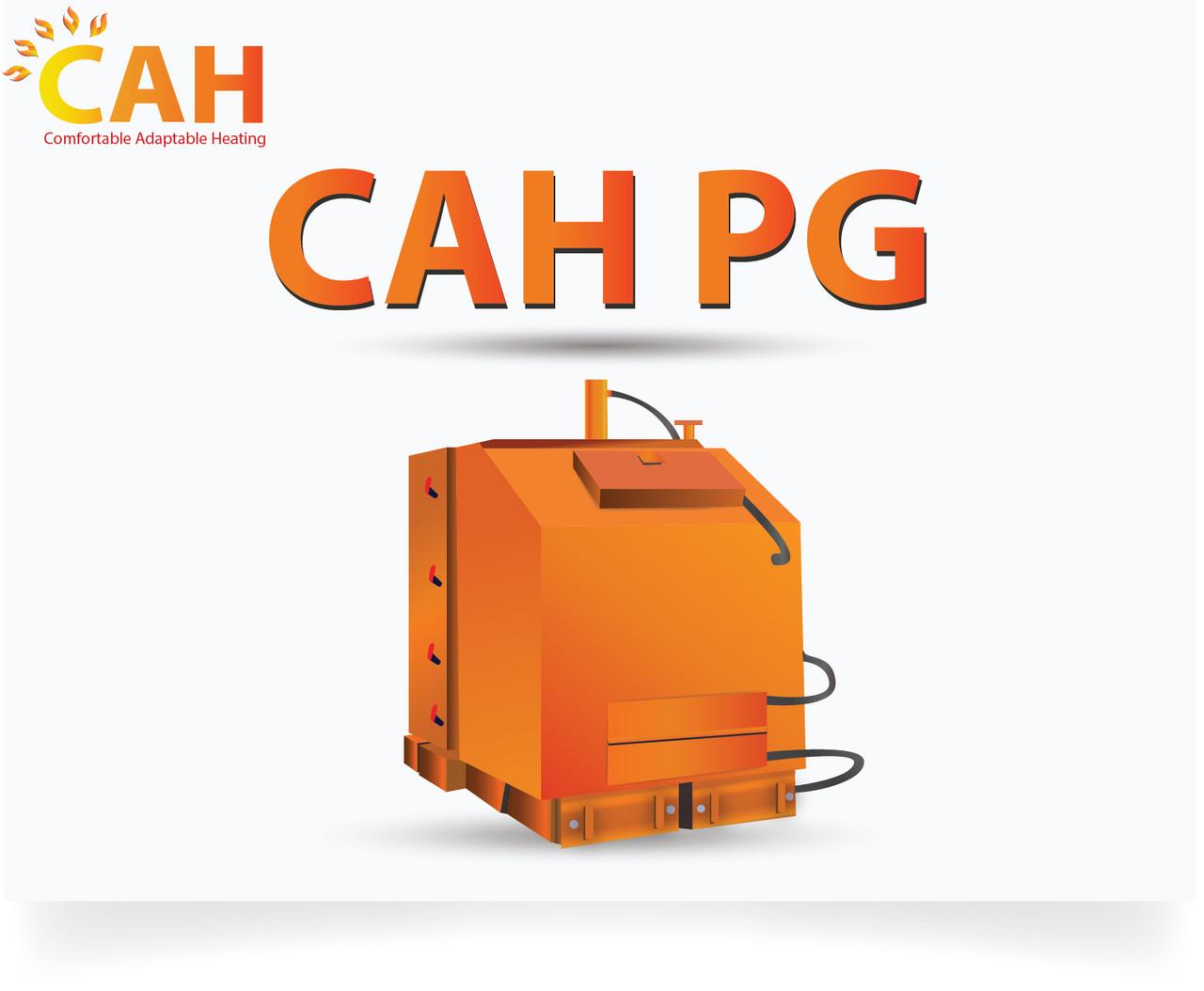CAH PG промышленный твердотопливный котёл водяного отопления мощностью 1140 кВт