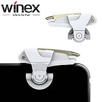 Winex Триггеры для телефона PUBG Mobile / Тригеры для ПАБГ, ПУБГ, Джойстик, Курки, Геймпад для смартфона, фото 2