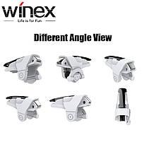 Winex Триггеры для телефона PUBG Mobile / Тригеры для ПАБГ, ПУБГ, Джойстик, Курки, Геймпад для смартфона, фото 3
