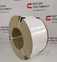 9*055 белая полипропиленовая лента